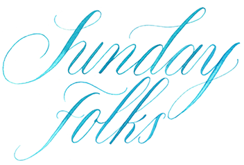 Sunday Folks Logo